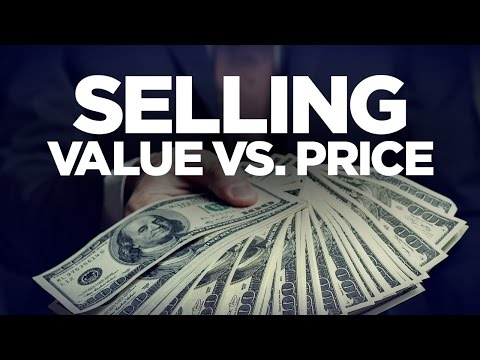 Young Hustlers: Selling Value Vs. Price