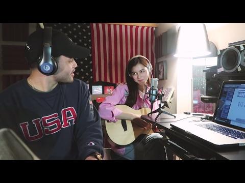 Calvin Harris - Heatstroke (Matt Cab & Celeina Ann cover)