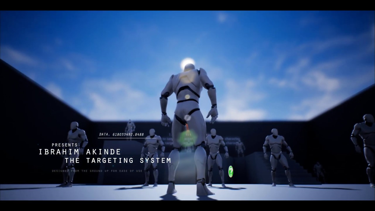 Ibrahim Akinde | Unreal Engine 4 Specialist | Game Designer