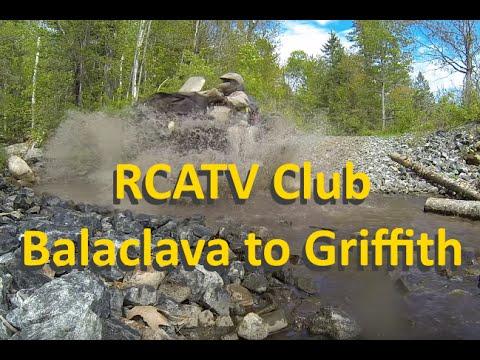 Renfrew County ATV Club - Balaclava Ghost Town to Griffith 2015