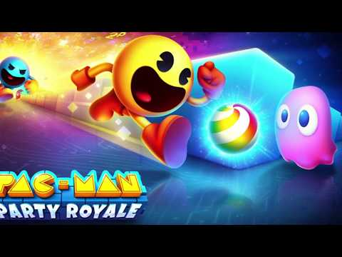 PAC MAN Party Royale Ios (by Eray) Gameplay (Apple Arcade)