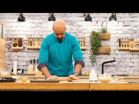 Mr.Kitchen: Sloba pravi jela sa lisnatim testom