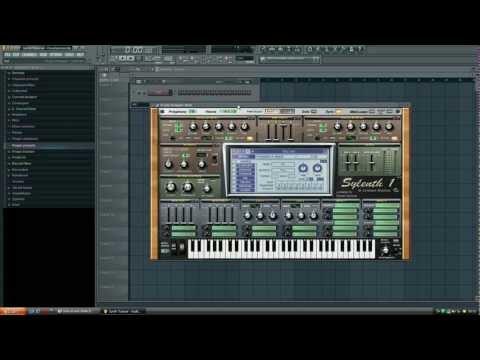 Sylenth1 : Synthesizer Tutorial #01 - Oszillatoren [Deutsch]