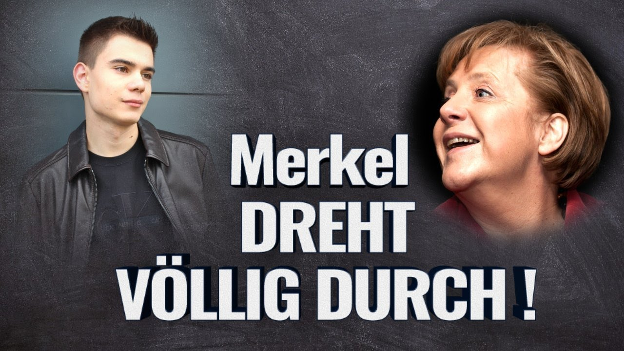 Merkel DREHT VÖLLIG DURCH!