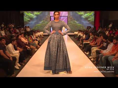 Hanif Kaiser (Bangladesh) - NewGen Asian Designer - ADWSR2016