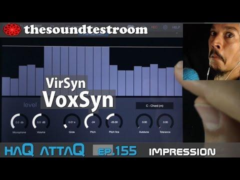 VirSyn VoxSyn Voice Effect for iPad │ Impression Review - haQ attaQ 155