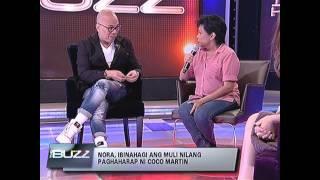"""Nora Aunor on Coco Martin: """"Ang lambing-lambing niya."""""""