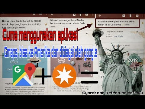 Cara Mendapatkan Hadiah Dari Gmaps - Hidden Secret From Google || Howto