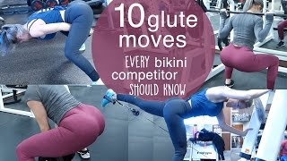 One of Robin Gallant's most viewed videos: WAY MORE CAKE // 10 Glute Exercises for Bikini