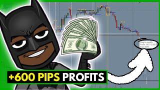 $1K Profit From 1 SINGLE Trade on USDZAR