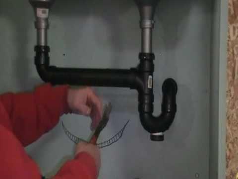 Dual Kichen Sink Assembly