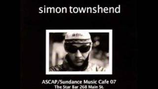 Watch Simon Townshend Somewhere Out There video