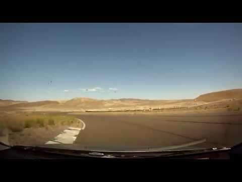 Acura RSX-S on Reno-Fernley Raceway - Config F