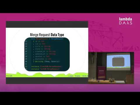 Michal Plachta - Purely Functional Web Apps (Lambda Days 2016)