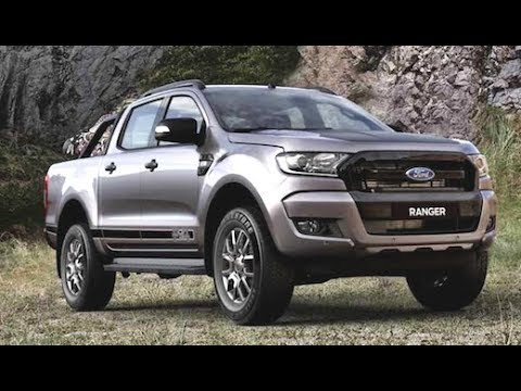 EXTERIOR - INTERIOR - FORD RANGER LIMITED 2020