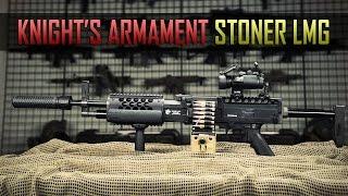 Epic Machine Gun - Knight's Armament Stoner LMG (Updated Version) - Airsoft GI