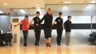 MBLAQ - This Is War mirrored Dance Practice