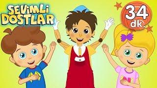 Pinokyo 🤥 şarkısı | Sevimli Dostlar Bebek Şarkıları | Adisebaba TV Kids Songs and Nursery Rhymes