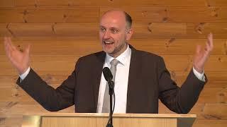 Hem genieten in de heiliging (ds. Henk van den Belt)