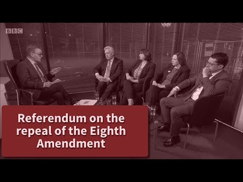 Referendum on the repeal of the Eighth Amendment