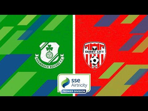 Premier Division GW29: Shamrock Rovers 2-1 Derry City