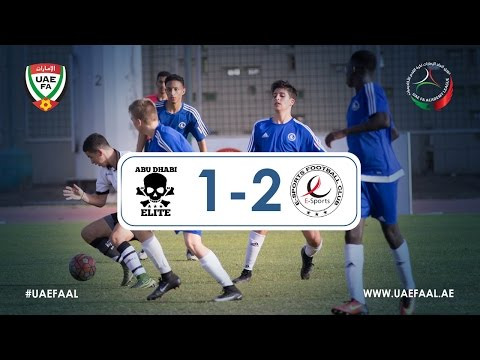 UAE FAAL - Abu Dhabi Elite  1-2 E-Sports | Week 11 Highlights