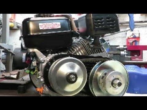 predator 6 5 hp 212cc torque converter install