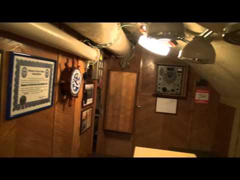 кают-компания на подводной лодке