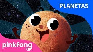 Mercurio | Planetas | Pinkfong Canciones Infantiles
