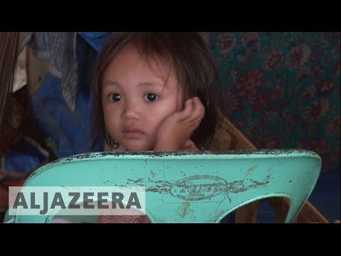 Marawi: condition of displaced people worsened by storm
