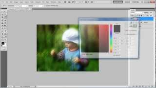 How to create a dreamy portrait in Photoshop