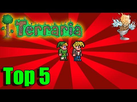 Terraria Top 5 Vanity Sets | Terraria 1.3 Countdown