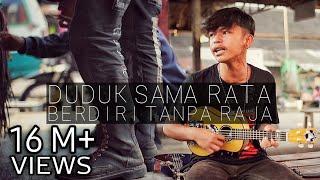 Gambar cover DUDUK SAMA RATA BERDIRI TANPA RAJA | new video maraFM