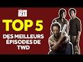 TOP 5 Des Meilleurs Episodes De The Walking Dead - Les Fanatiques