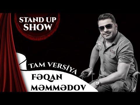 Feqan Memmedov - Stand Up Show - Tam Versiya