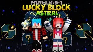 Minecraft Lucky Blocks Astral - ใครน่ะเป็นเศรษฐี? ชั้นน่ะสิ ชั้นน่ะสิ Ft.KNCraZy
