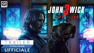 JOHN WICK 3 - PARABELLUM (2019) - Trailer Italiano Ufficiale  HD
