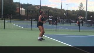 Davidson College Women s Tennis Team (2015-2016)