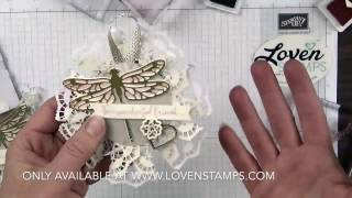 Gorgeous Gifts: NEW Technique for Lace Doilies