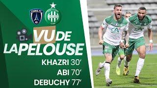 VIDEO: Paris FC 2-3 ASSE : Les buts vus de la pelouse
