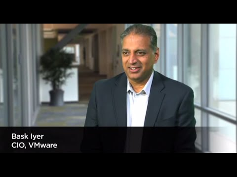 Leadership Perspectives with VMware CIO Bask Iyer