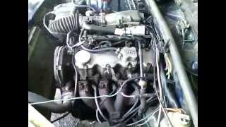 2104 с двигателем опель омега с20ne