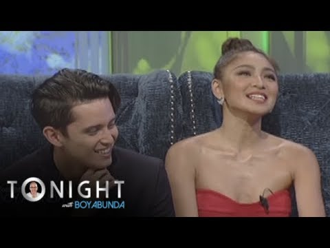 TWBA: TIto Boy asks James and Nadine if they are living together