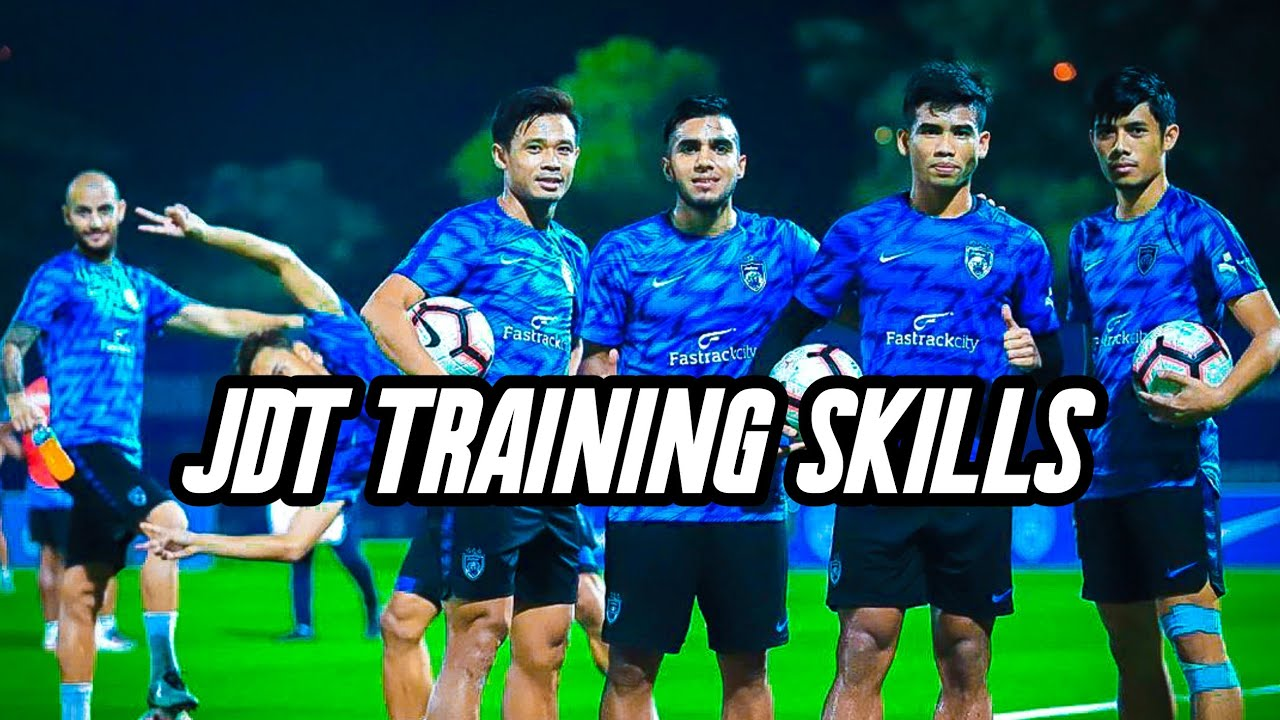 Download JDT FC -  Training and Warm Up Skills