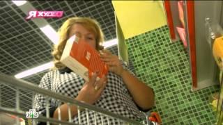 Елена Чайчиц и Сергей Обложко в телевизионном проекте «Я худею!»: 7-й выпуск третьего сезона