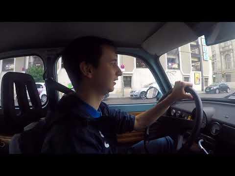 Trabant 601 Drive Around Berlin (Trabi Safari)