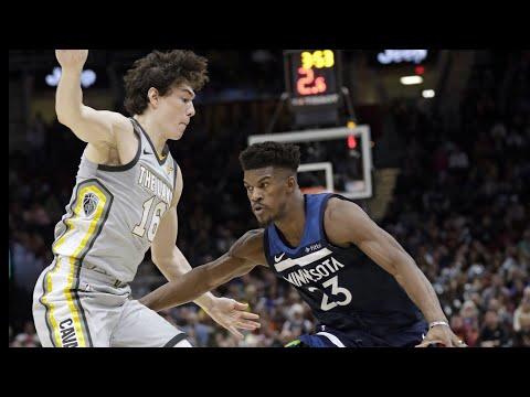 Cedi Osman's energy sparks Cavs win over Timberwolves