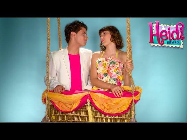 Heidi Bienvenida - SÍGUEME (videoclip - nueva versión 2018)