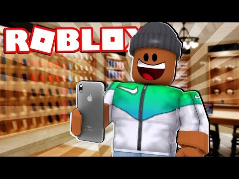 MAKING THE NEW IPHONE!! - Roblox Apple Store Tycoon