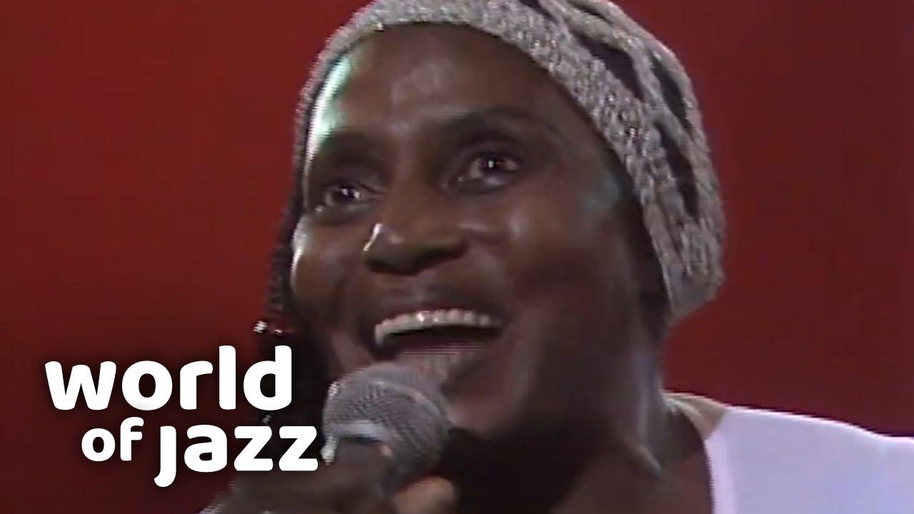 Miriam Makeba - Pata Pata - 12 July 1980 • World of Jazz